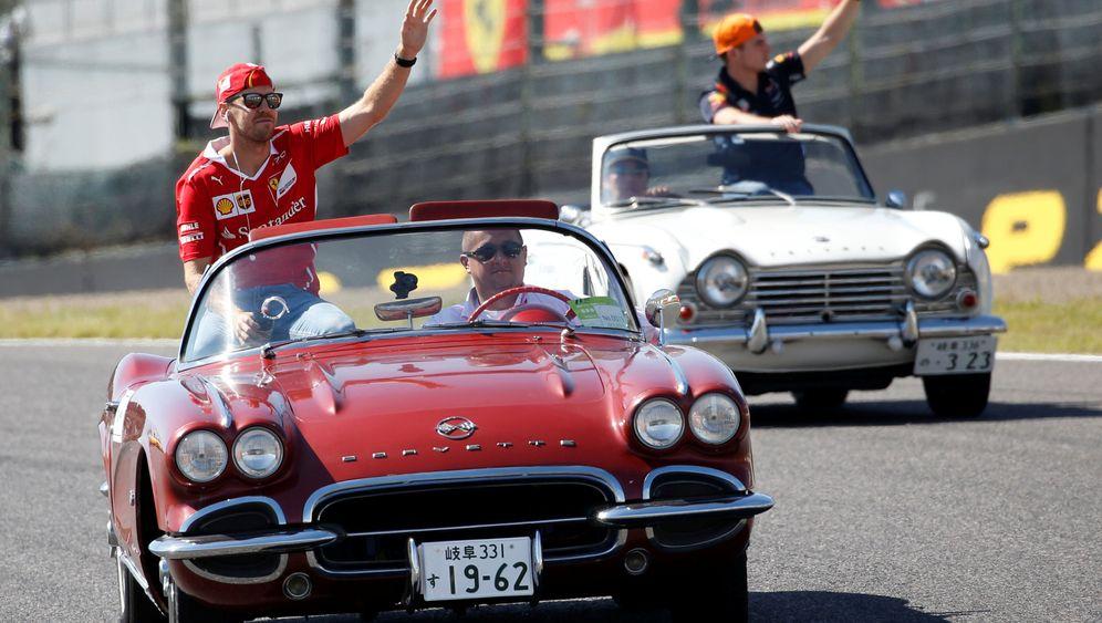 Formel 1: Vettels Asien-Fluch hält an