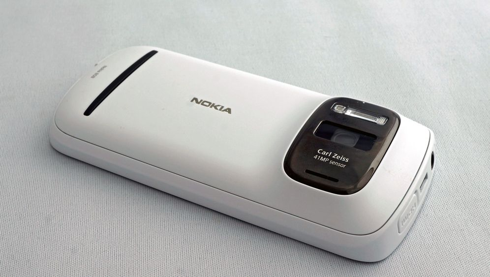 Nokia 808 Pureview: So fotografiert das 38-Megapixel-Kamerahandy