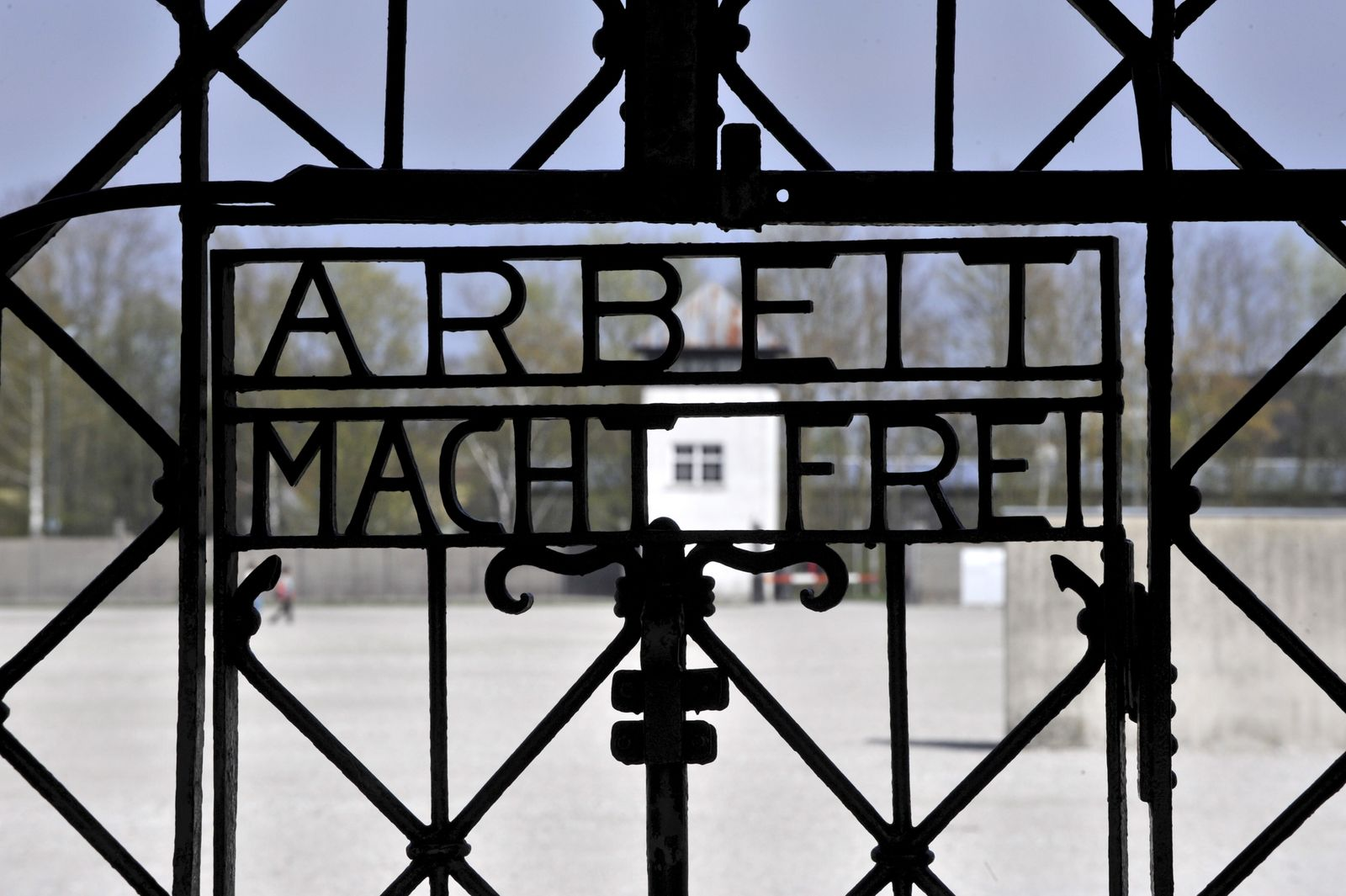 Ehemaliges Konzentrationslager Dachau