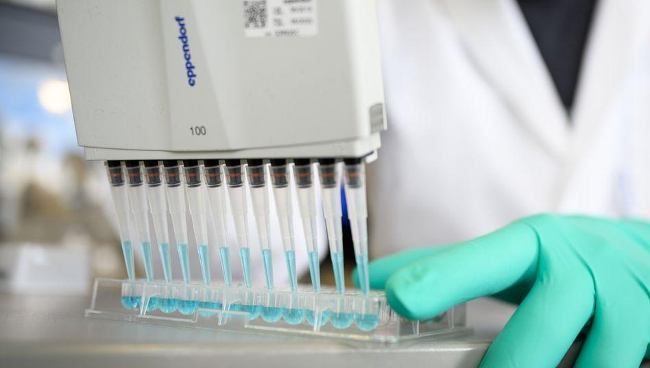 Der Bund will 200 Millionen Euro für die Suche nach Mutationen bereitstellen
