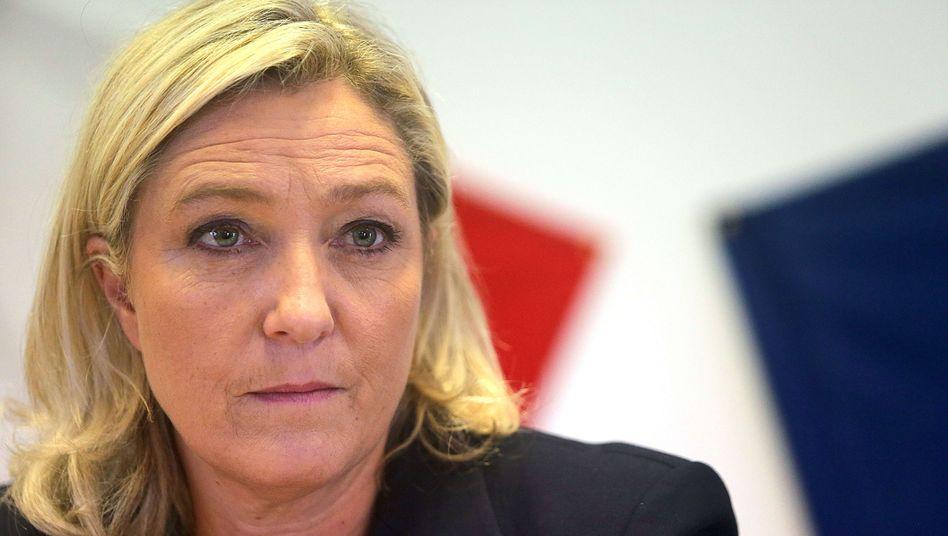 FN-Vorsitzende Le Pen: Millionen aus Moskau
