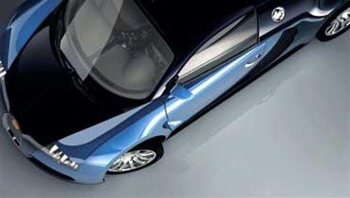 Bugatti Veyron: Kraftprotz für die Straße