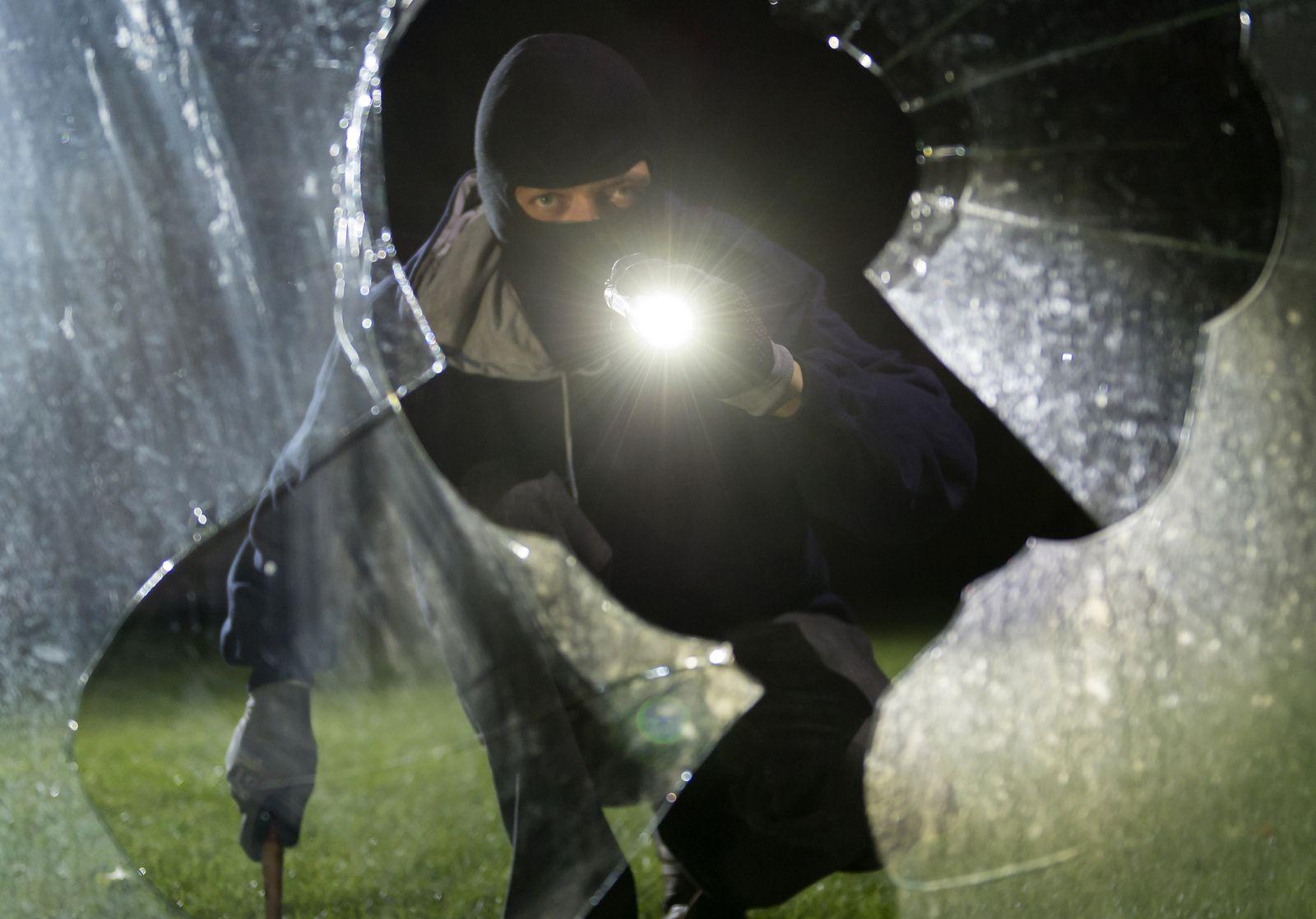 Wohnungseinbruch Einbruch Einbrecher