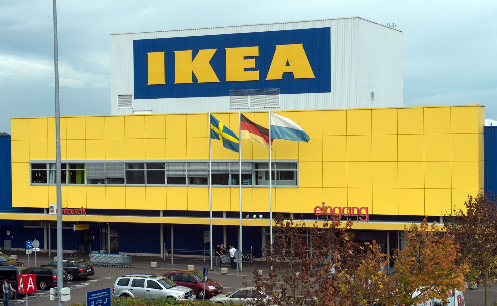 Ikea in Eching