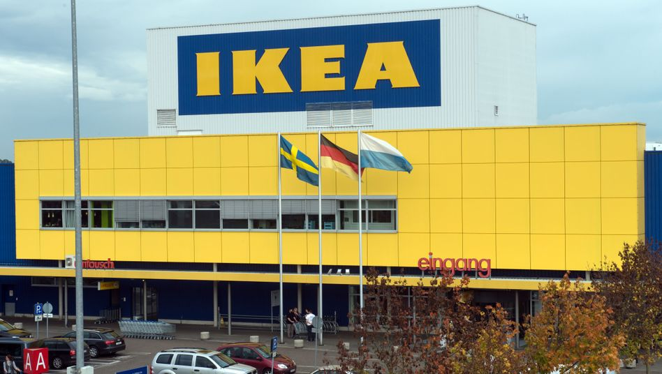Ikea-Filiale in Eching bei München