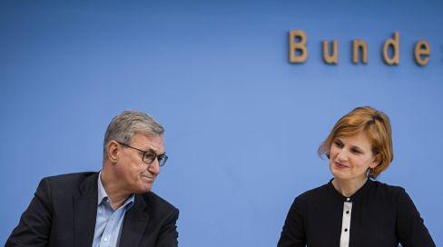 Bernd Riexinger und Katja Kipping