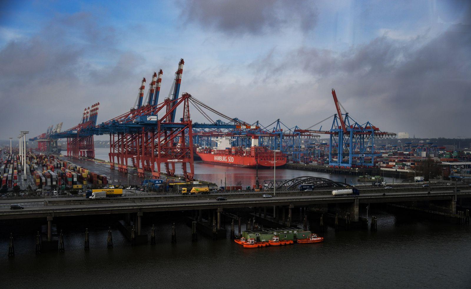Deutschland / Konjunktur / Export / Wirtschaft