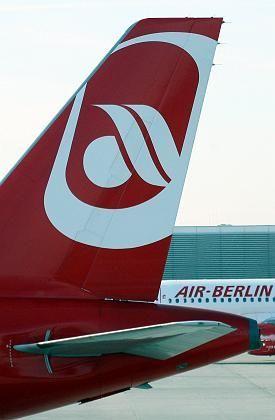 Air-Berlin-Flieger auf dem Flughafen München: Piloten sollen kurzfristig bei anderen Fluggesellschaften arbeiten