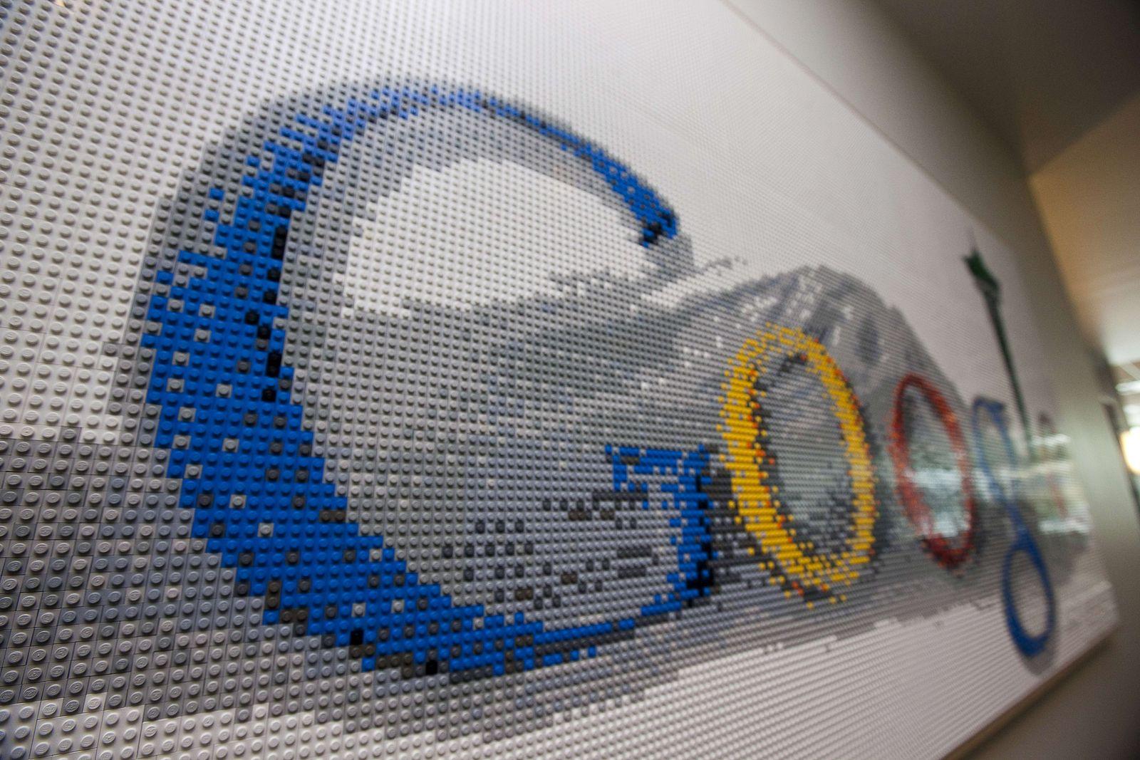 Google Moves Into New Washington Campus