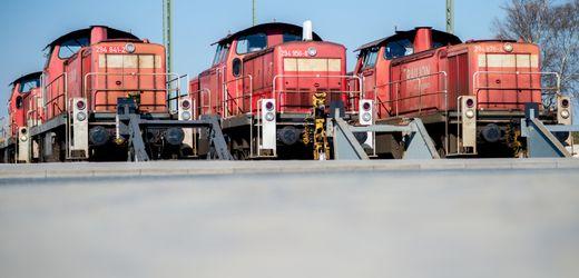 Deutsche Bahn: DB Cargo kauft bei Siemens Hunderte Güterloks