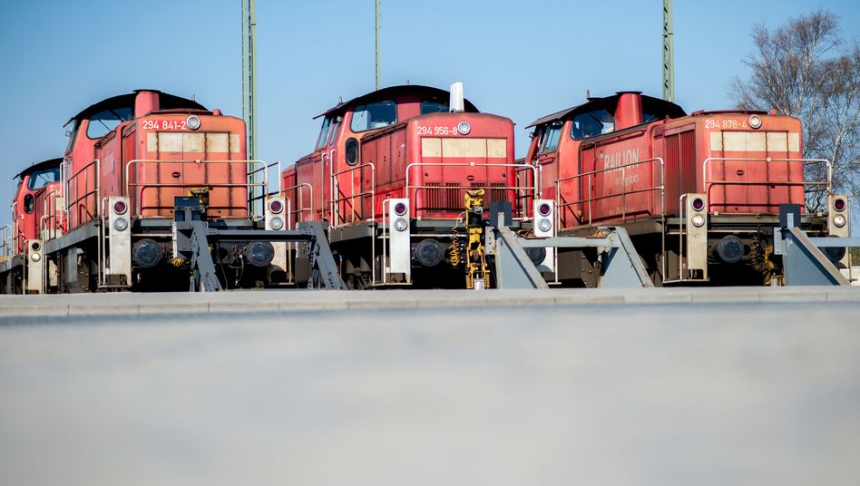 Rangierlokomotiven von DB Cargo in Bremerhaven: Bis zu 400 neue Loks