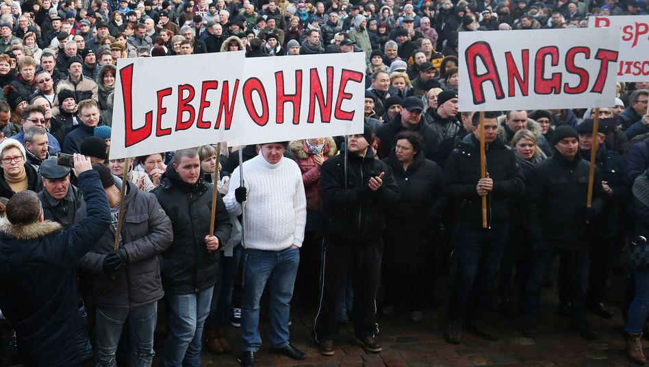 Proteste in Villingen-Schwenningen: Sind Russlanddeutsche anfälliger für Russlands Propaganda?