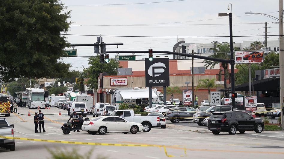 Diskothek Pulse in Orlando