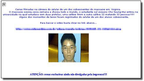 Aktuelle Virenmail aus Brasilien: Sophos hält es für möglich, dass diese Methode bald auch in anderen Sprachräumen angewandt wird
