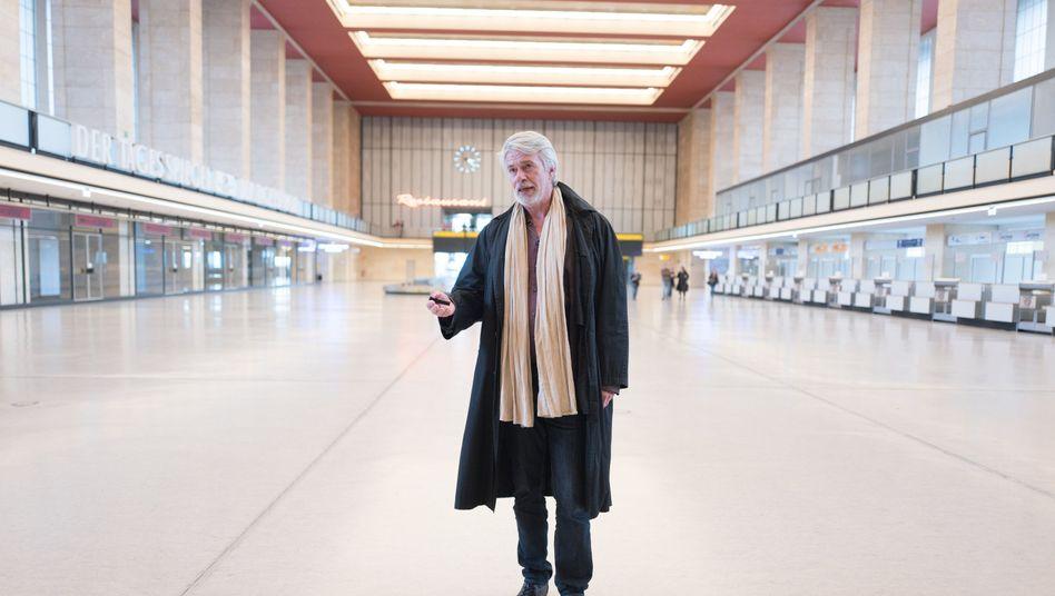 Chris Dercon, neuer Intendant der Berliner Volksbühne