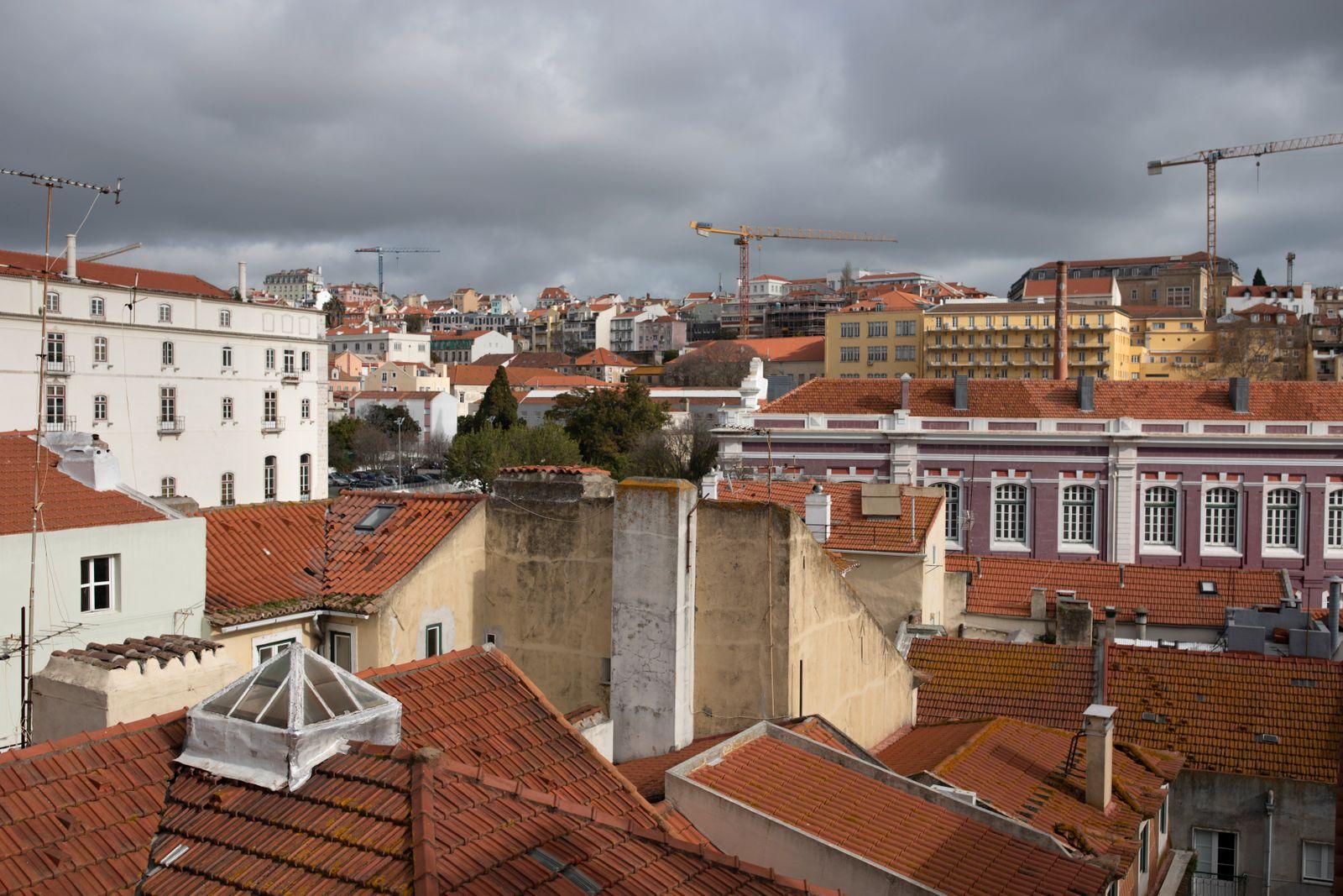 Occupied Lisbon
