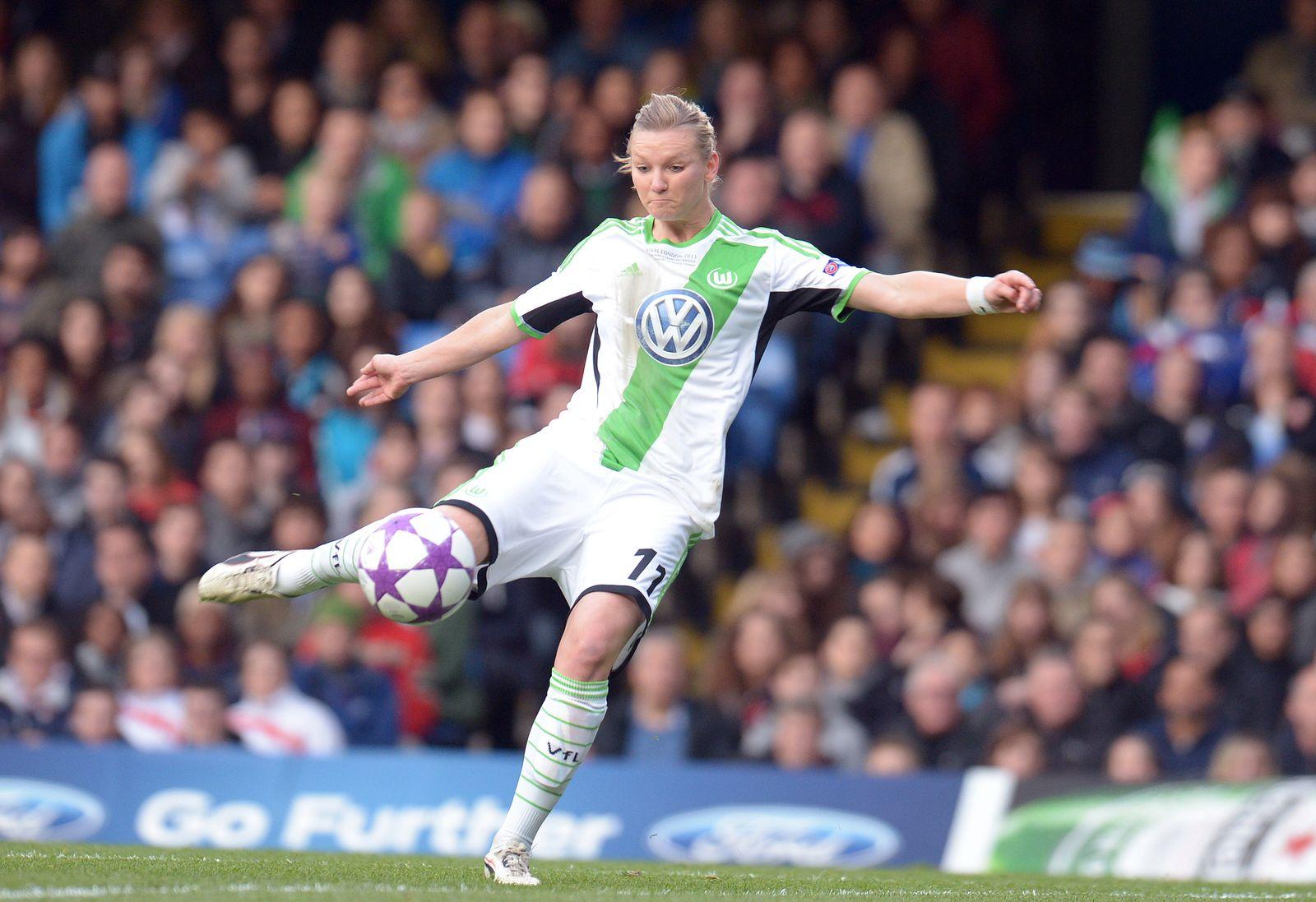 Champions League VfL Wolfsburg - Olympique Lyon