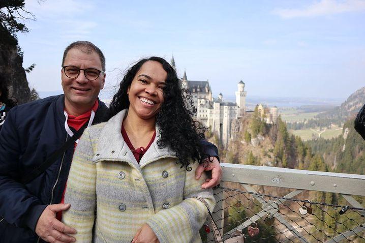 Die Rückkehrer: Matthias und Neunza Bergmann
