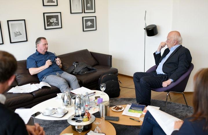 """Krämer, Schloen in Hamburg: """"Sie wollen ein gigantisches Umverteilungskarussell in Gang setzen"""" - """"Irrtum!"""""""