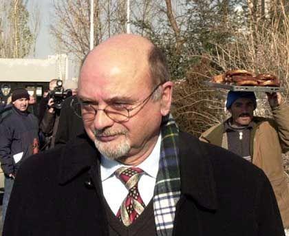 Wulf Schönbohm in Ankara: Karriereknick in der CDU