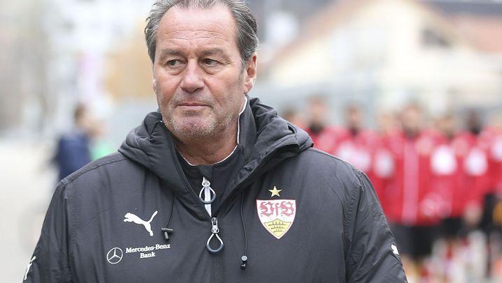 Veh, Labbadia und Co.: Die Trainer des VfB Stuttgart seit Daum
