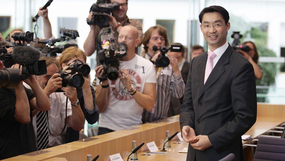 Philipp Rösler: Der Gesundheitsminister will noch viel mehr reformieren