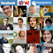 """Social Networks (mit Profilfotos von SPIEGEL-ONLINE-Mitarbeitern): """"Gesellschaftliche Spaltungen der nächsten Generation"""""""