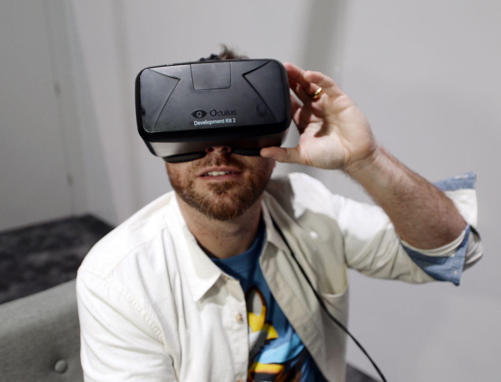 NICHT MEHR VERWENDEN! - Oculus Rift