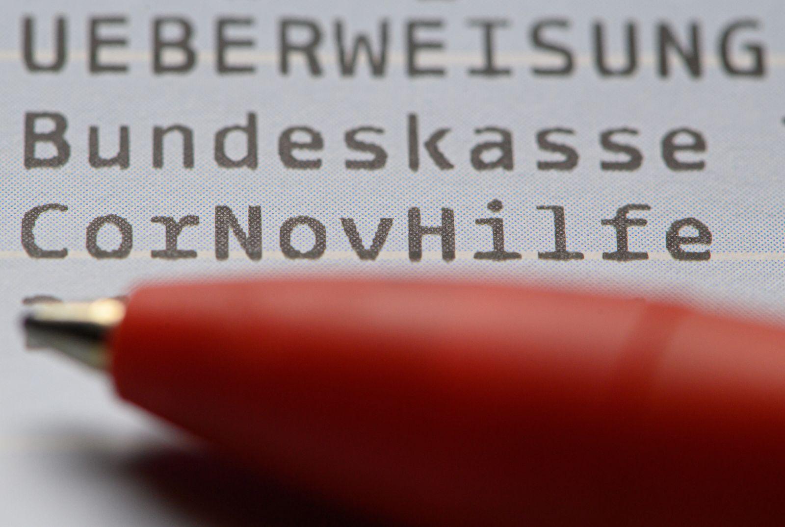 Betrug bei Corona-Hilfen: Mehr als 1400 Verdachtsfälle in Bayern