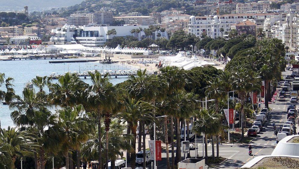 """Hotel Carlton in Cannes: Spielplatz der """"Katze"""""""