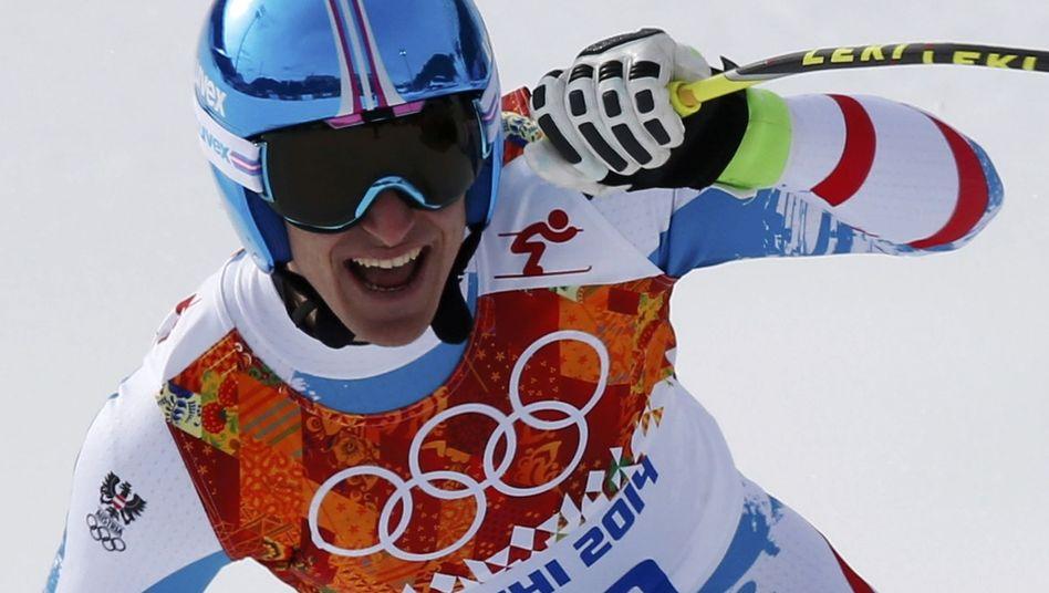 Skirennfahrer Mayer: Gold in der Abfahrt