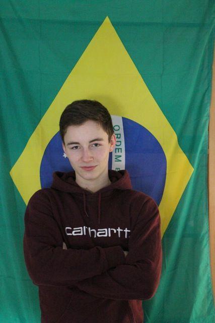 Jannes, 16, in Brasilien: Bloß nicht von Fußball sprechen