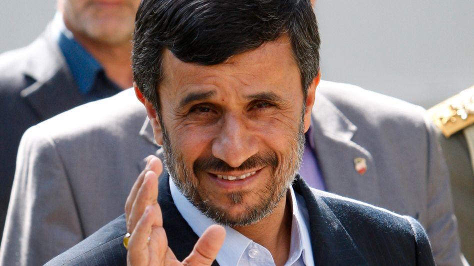 Irans Präsident Ahmadinedschad: Erdogan und Lula zu Gast in Teheran