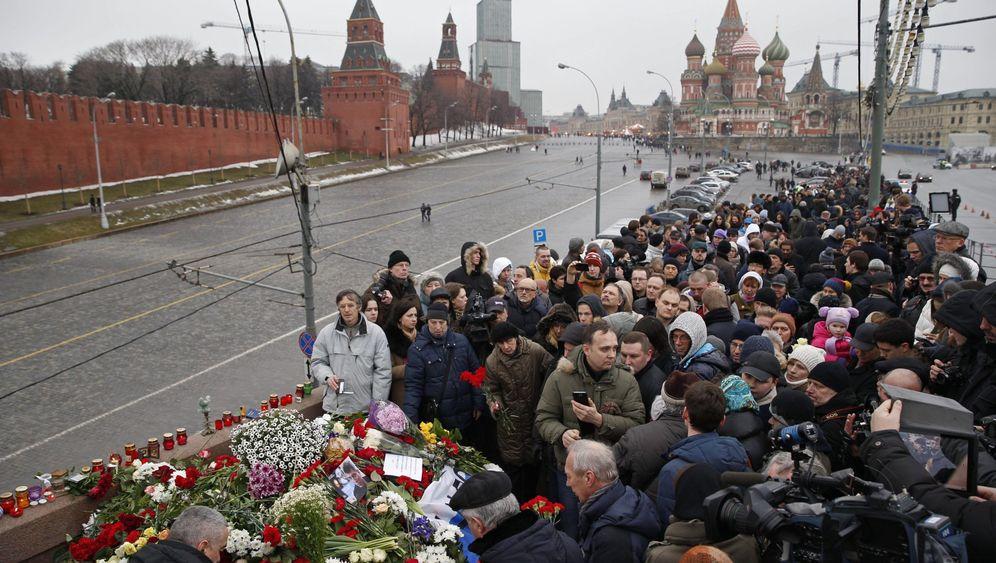 Nemzow-Mord: Die Propaganda-Maschine läuft an