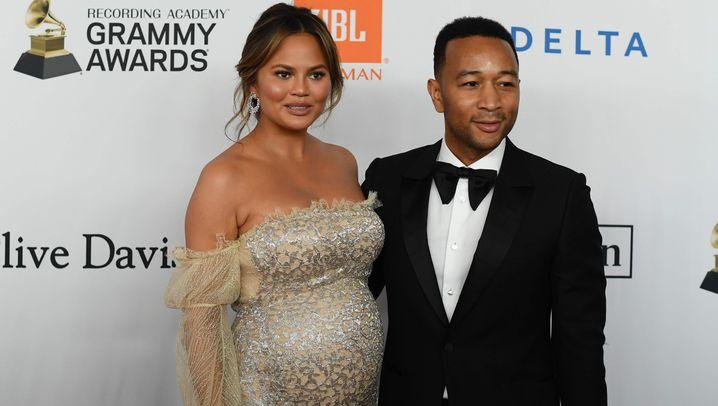 Chrissy Teigen und John Legend: Es wird ein Junge
