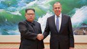 Russland bietet Nordkorea Impfstoff an