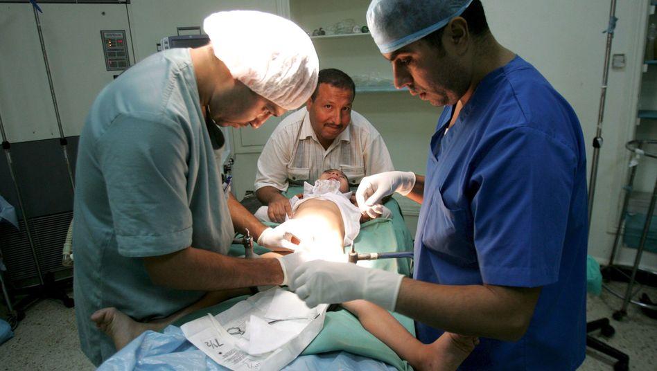 Beschneidung: Gesetz zur Rechtmäßigkeit beschlossen