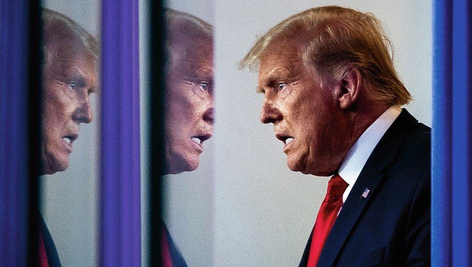 Populist Trump:Lernkurve so flach wie die Prärie im Mittleren Westen