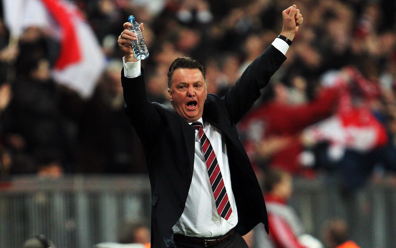 Bayern München/Inter Mailand/Louis Van Gaal