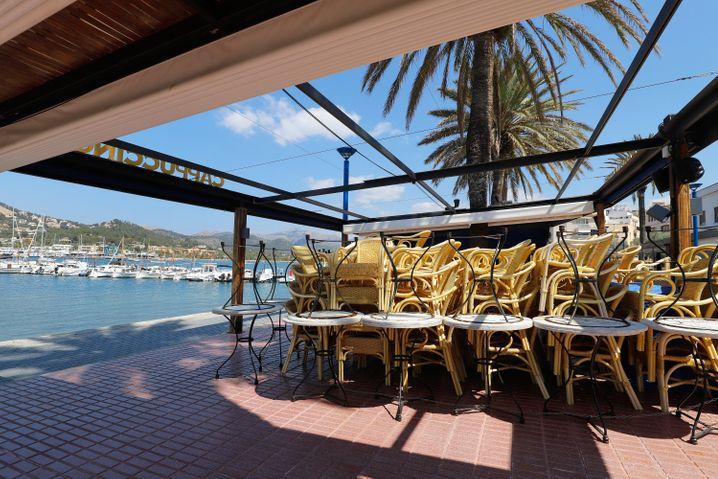 Ab Dienstag können die Restaurantterrassen auf Mallorca wieder öffnen