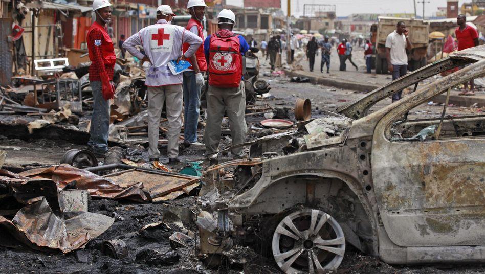 Boko Haram: Zahlreiche Anschläge in der Region Borno