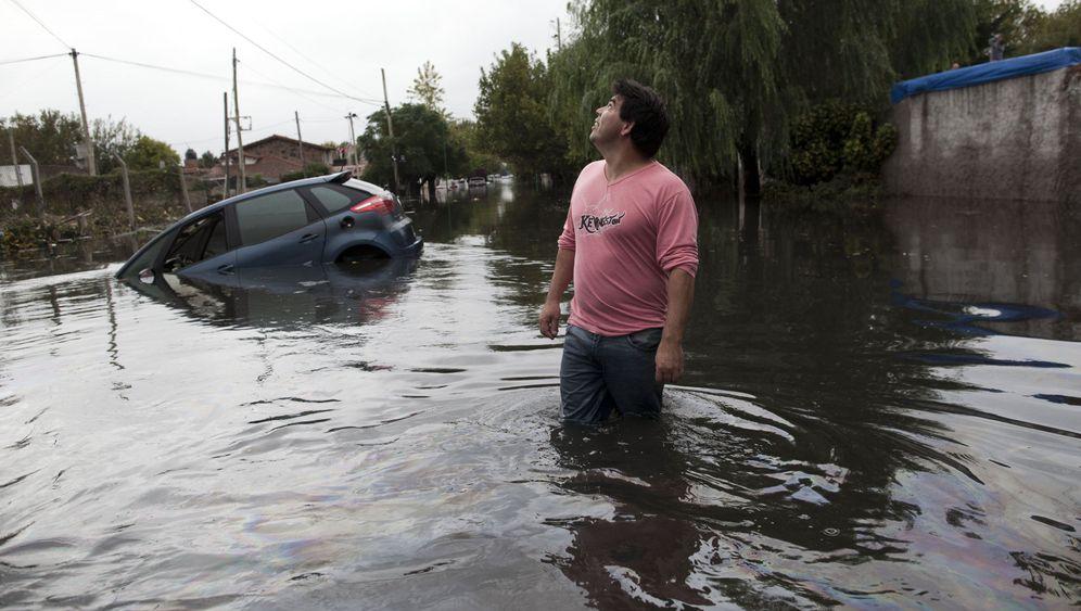 Flutkatastrophe in Argentinien: Franziskus spendet 50.000 Dollar