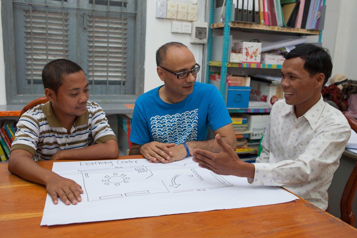 EINMALIGE VERWENDUNG KaSP Kambodscha