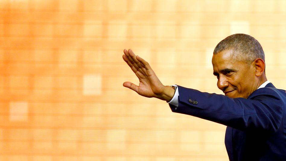 Einen Teil von Barack Obamas Geschichte wird man bald lesen können