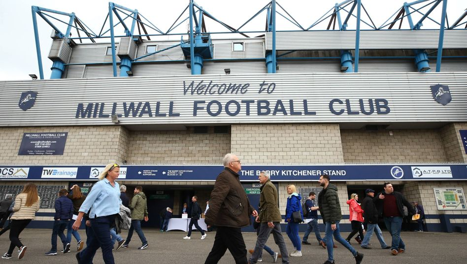 Millwall Stadion