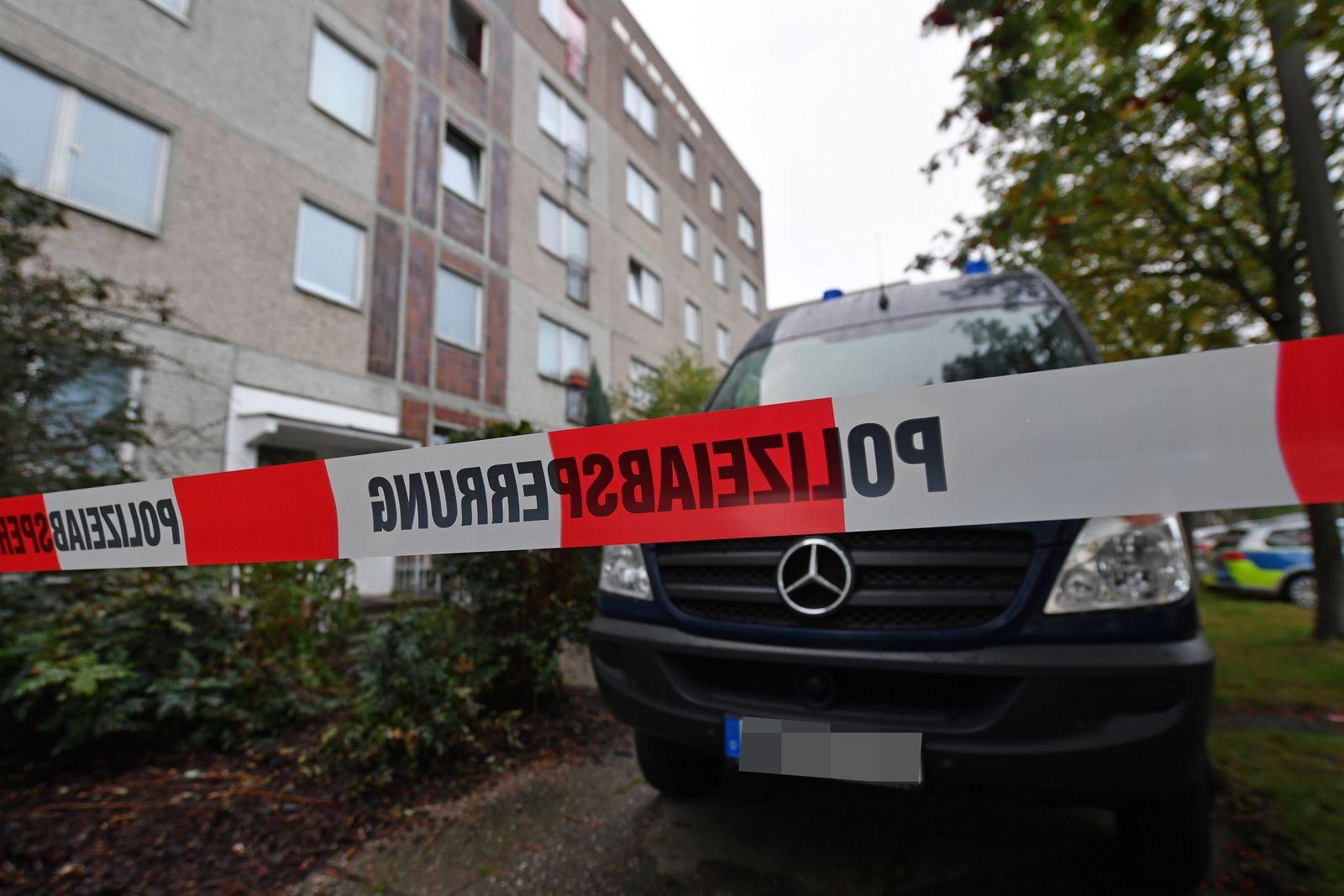 Leipzig / Terrorverdacht