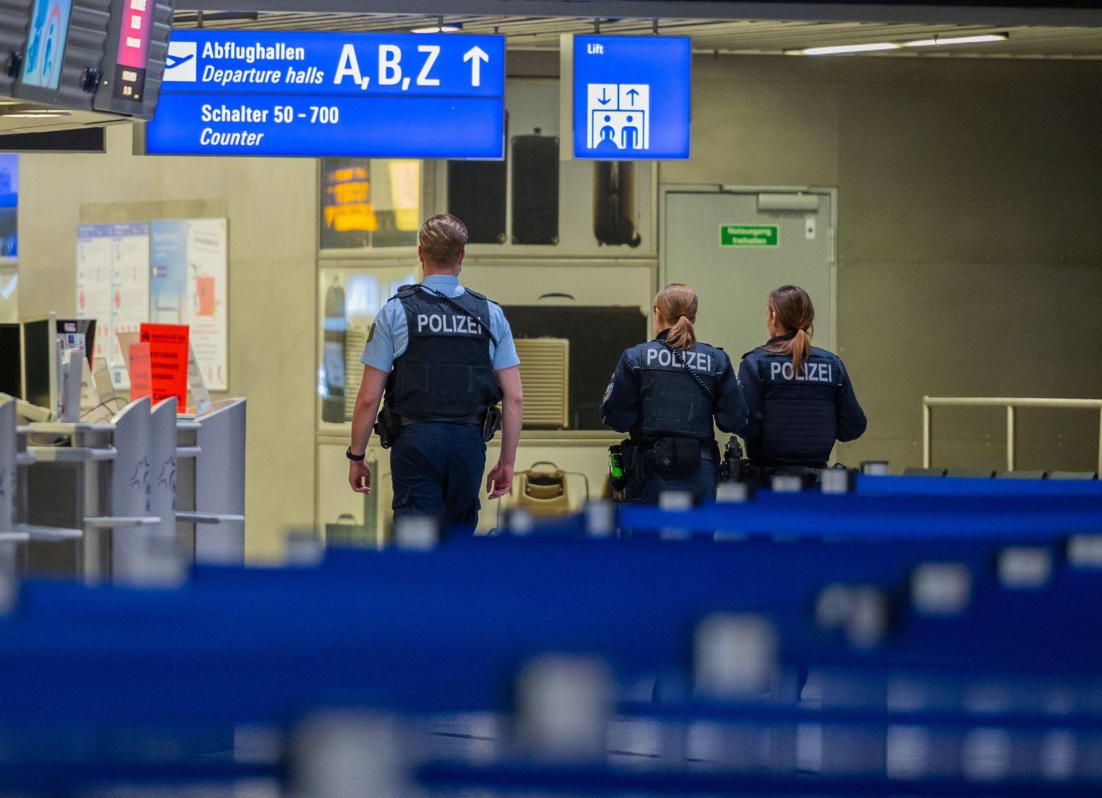 Einreiseverbot für Nicht-EU-Bürger an Deutsche Flughäfen