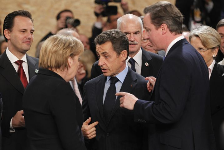 European leaders will play a key role in the dialogue.