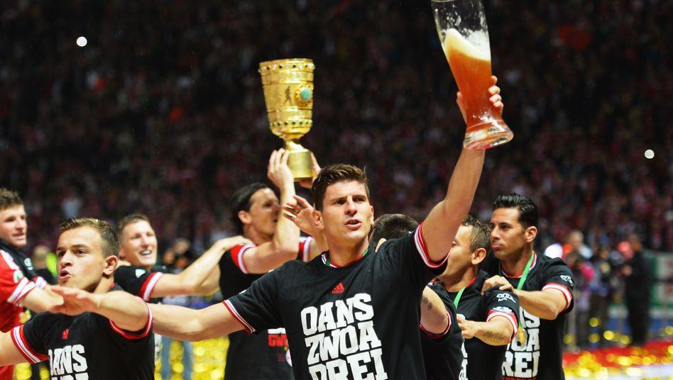 Stürmer Gomez: Zukunft in München ungewiss