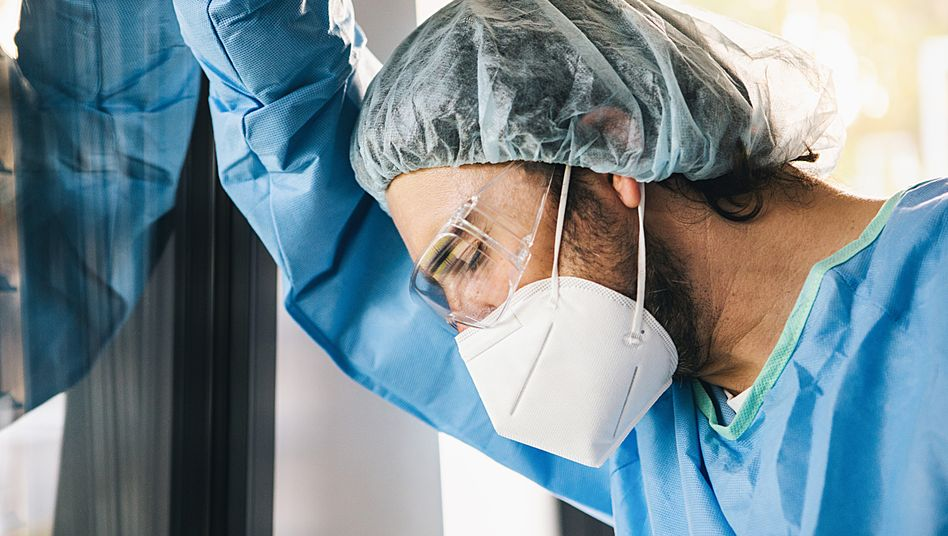 Überlastet: Pflegepersonal im Krankenhaus
